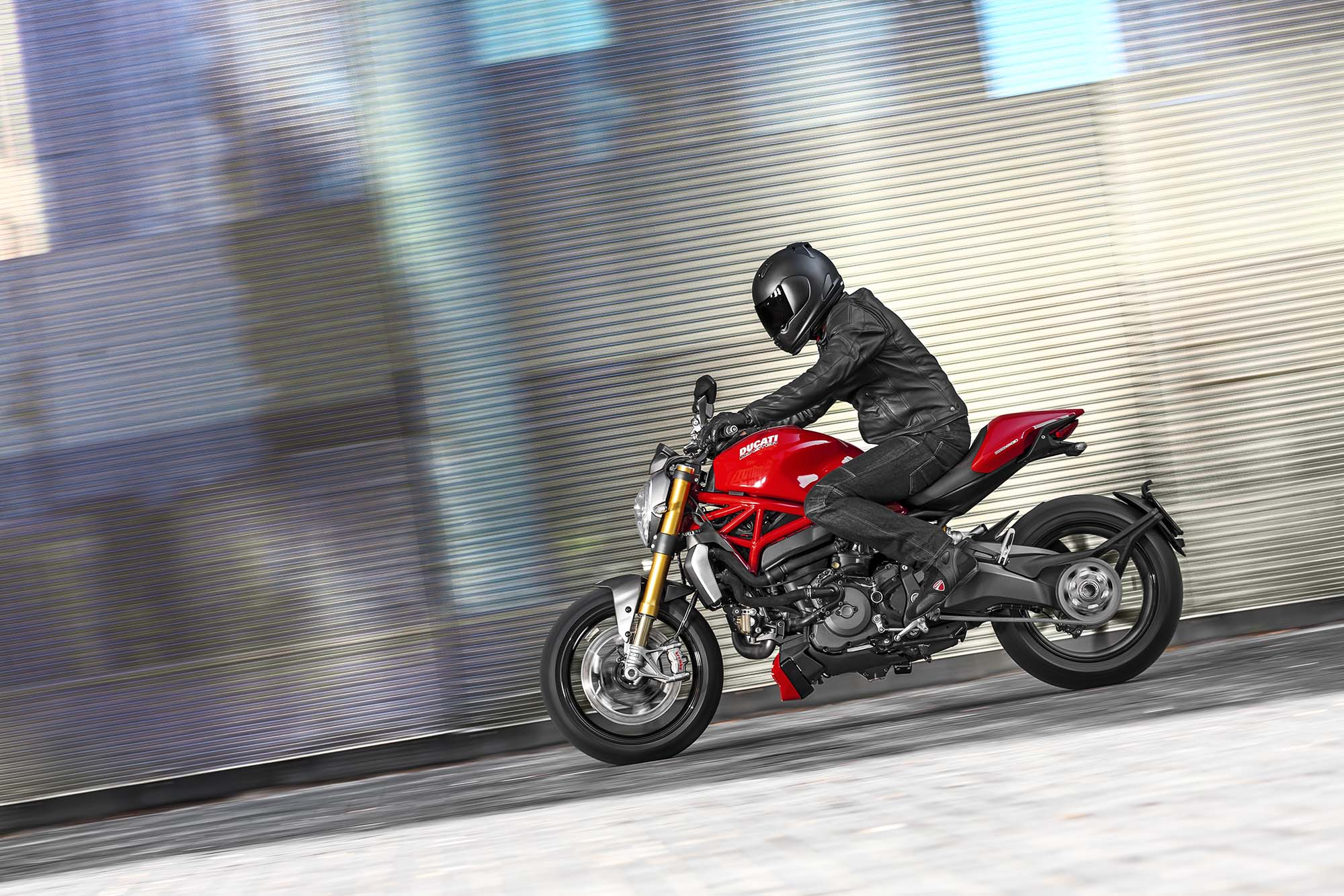 2014 Ducati Monster 1200 S Moar Monster Asphalt Amp Rubber