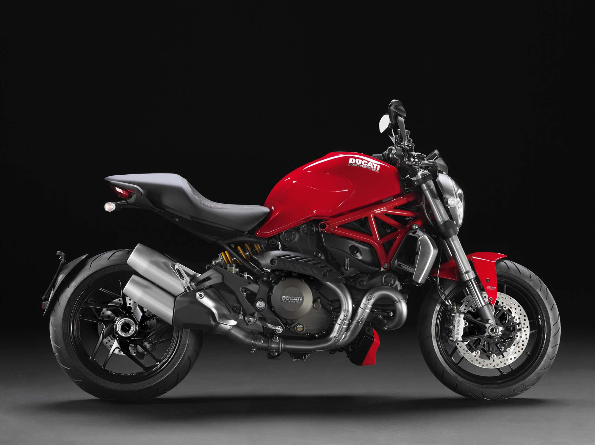 can be a bit distracting, the overall aesthetic of the 2014 Ducati ...