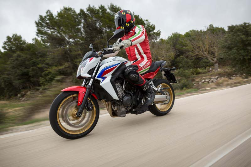 Ride Review: Honda CB650F ABS