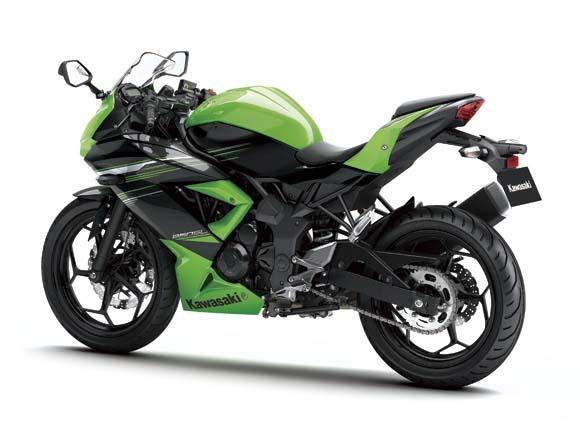 2014 Kawasaki Ninja RR - A 250cc Single-Cylinder for Asia - Asphalt