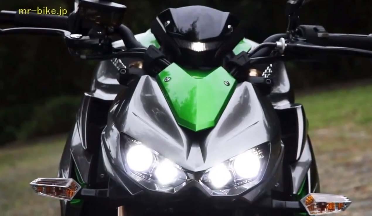 Street Motorcycle Kawasaki Ninja Under 1000