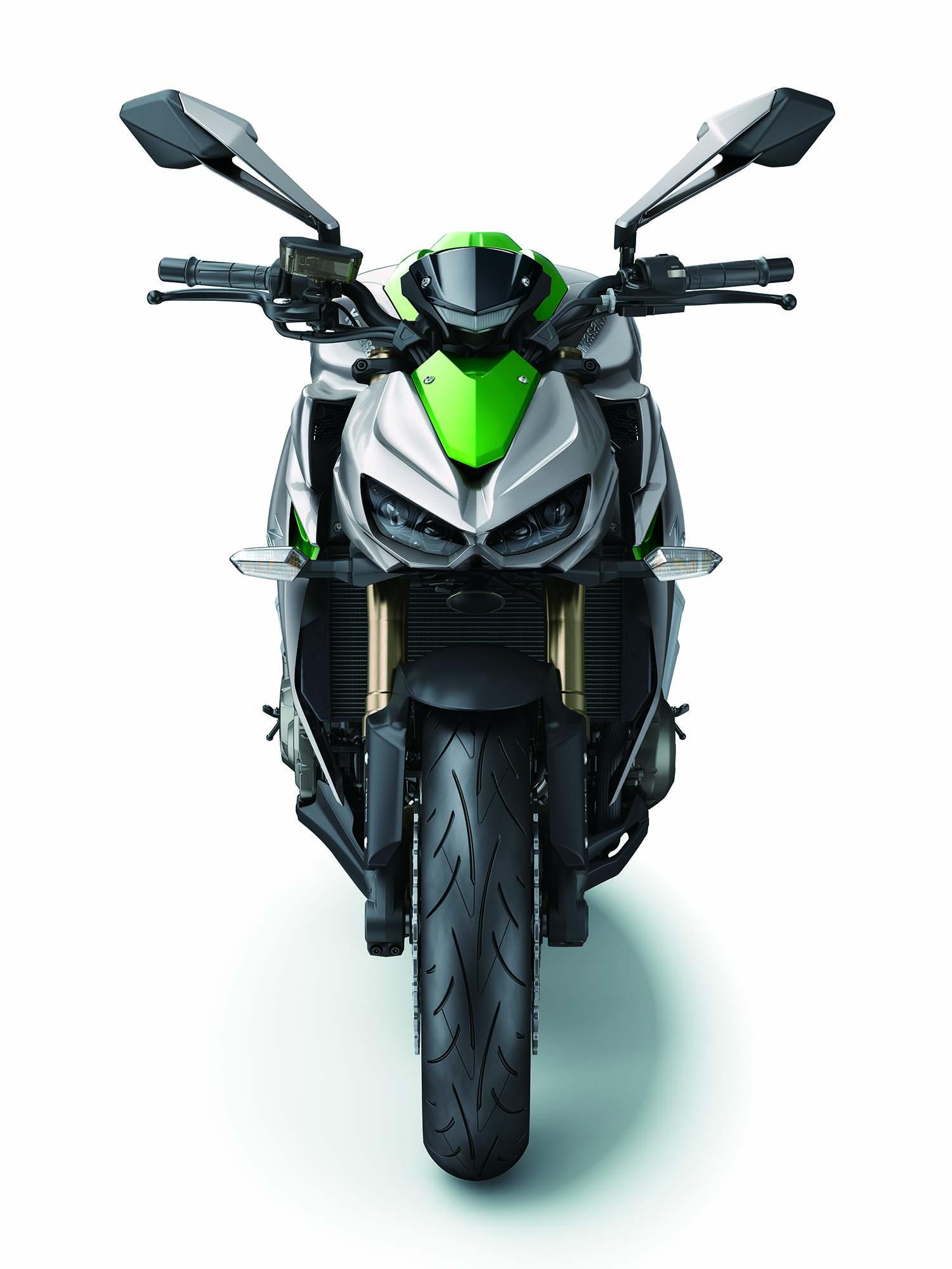 2014 Kawasaki Z1000 So Much Sugomi Asphalt amp Rubber