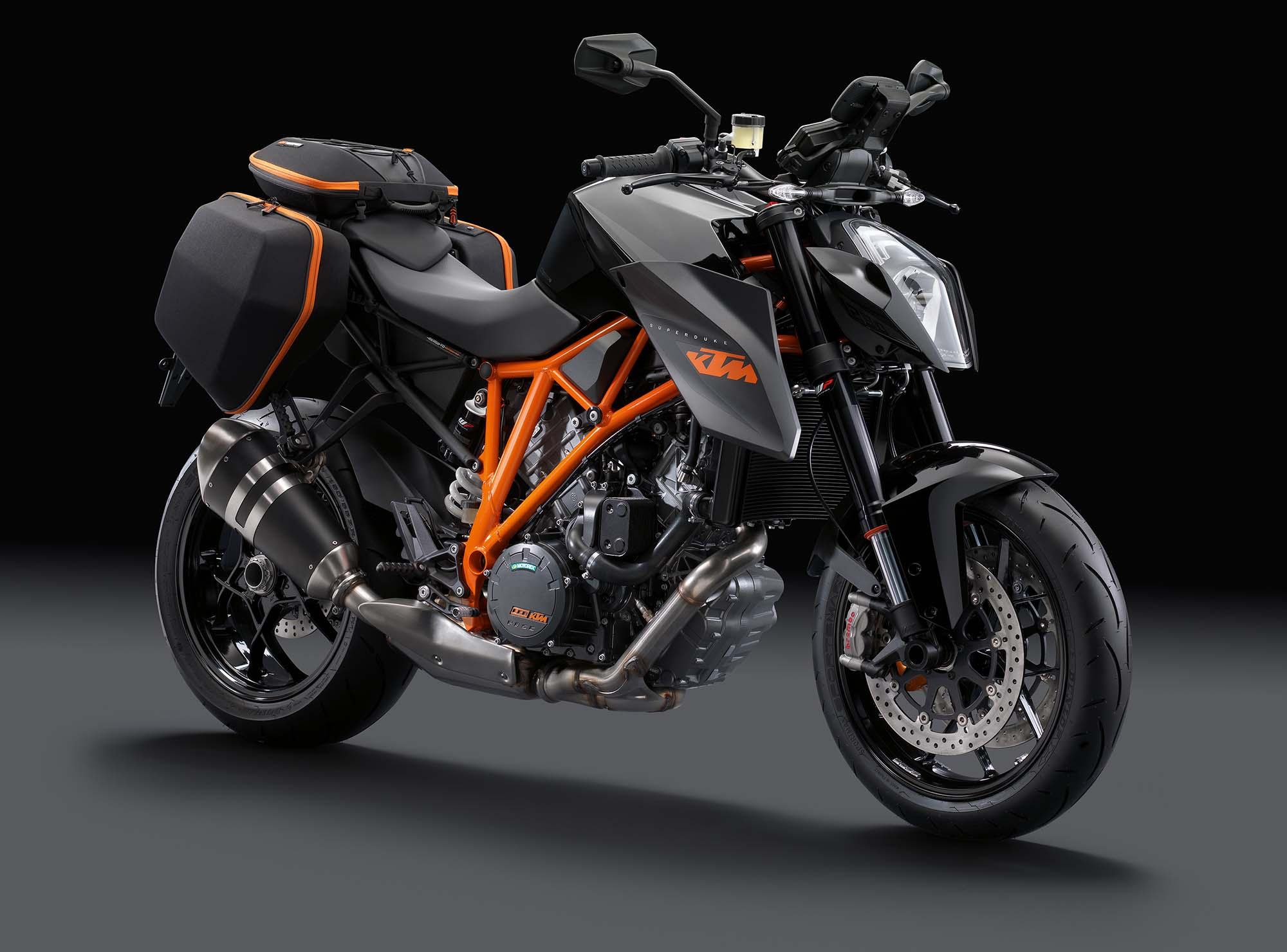 Ktm 1290 Super Duke R >> 38 Hi-Res Photos of the KTM 1290 Super Duke R - Asphalt & Rubber