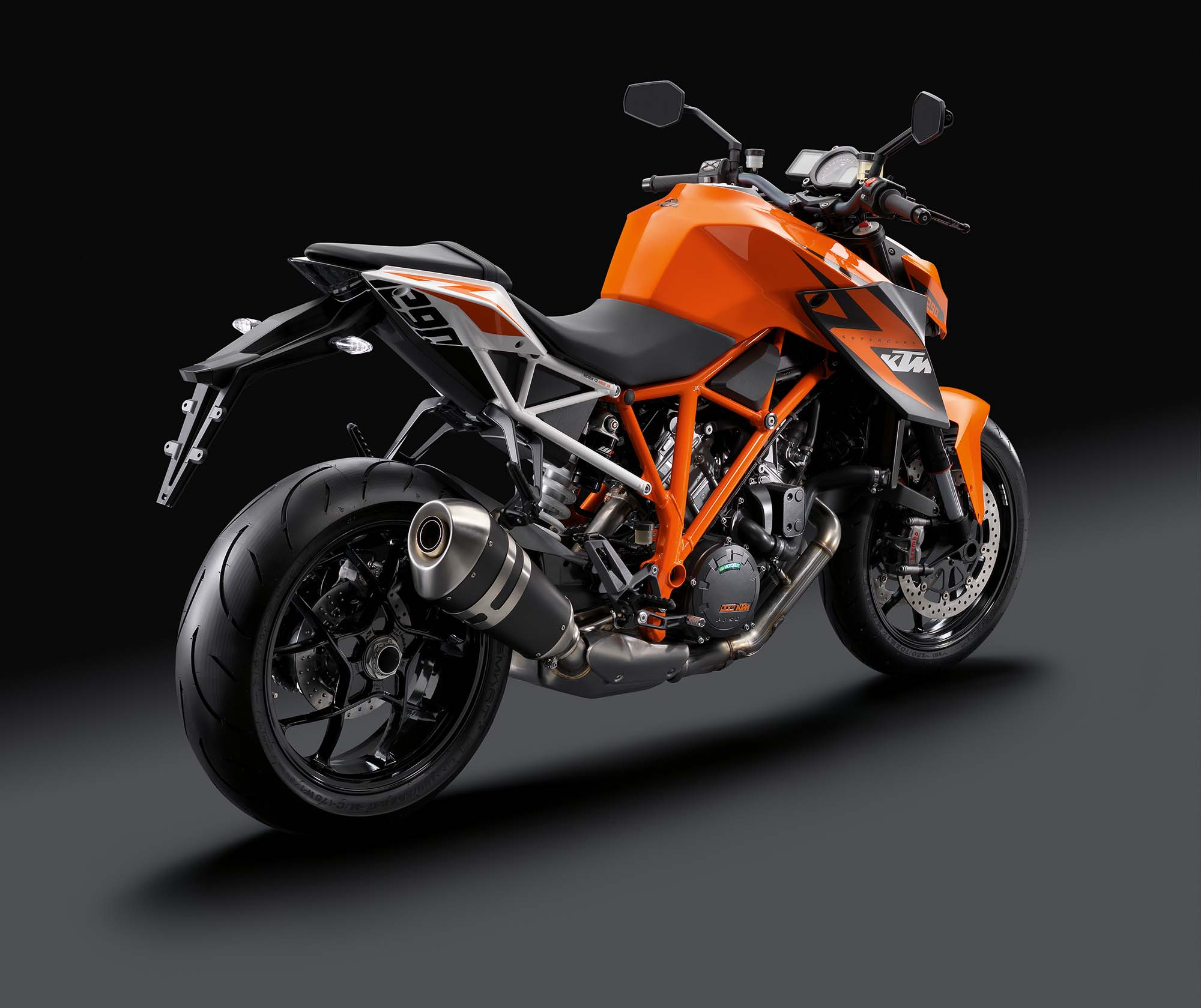 38 hi res photos of the ktm 1290 super duke r asphalt. Black Bedroom Furniture Sets. Home Design Ideas
