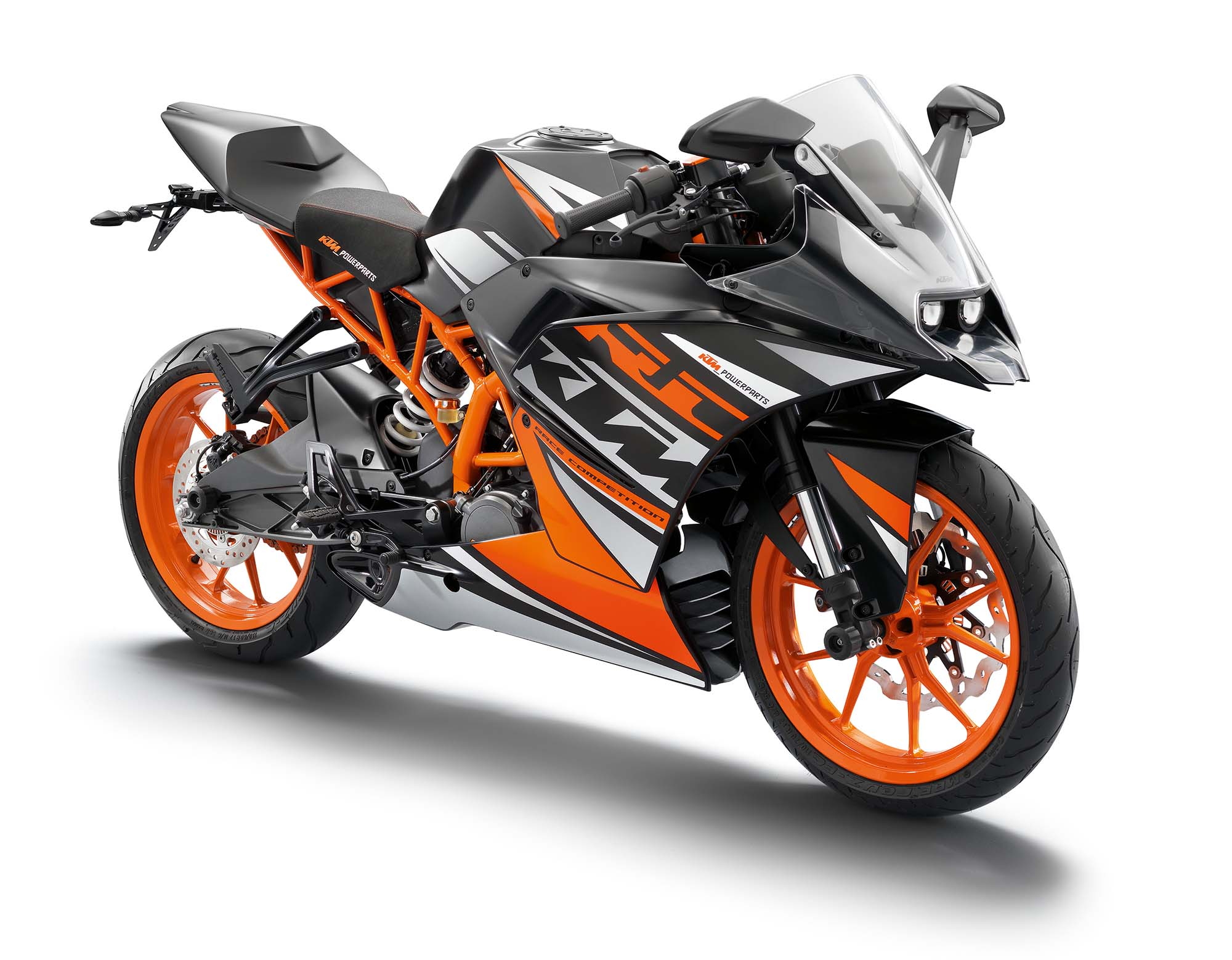 2014 Ktm Rc200 Amp Ktm Rc125 The More The Merrier