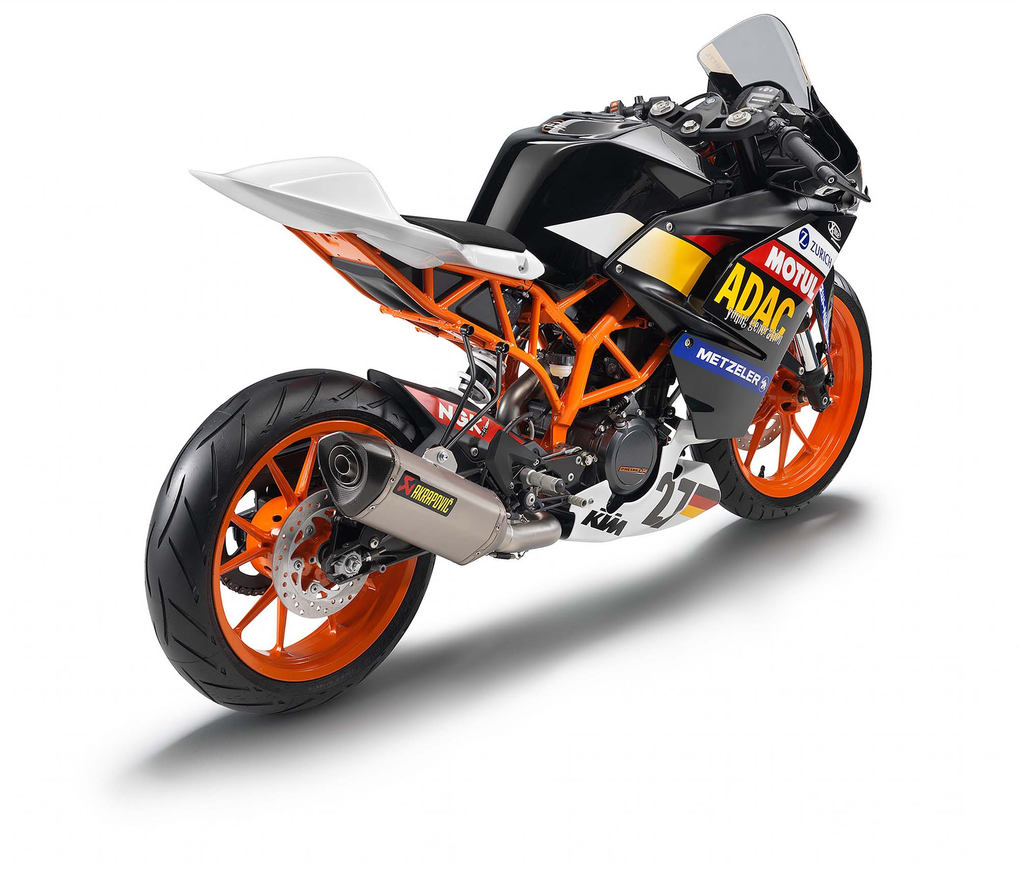 Engine Oil For Ktm Rc