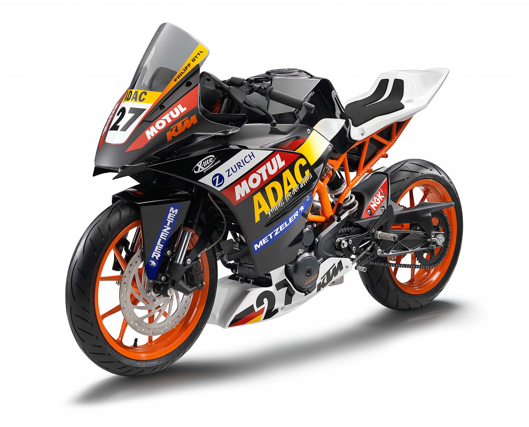 2014 KTM RC390 Cup - A Glimpse of What's to Come - Asphalt ... Race Bike Photos