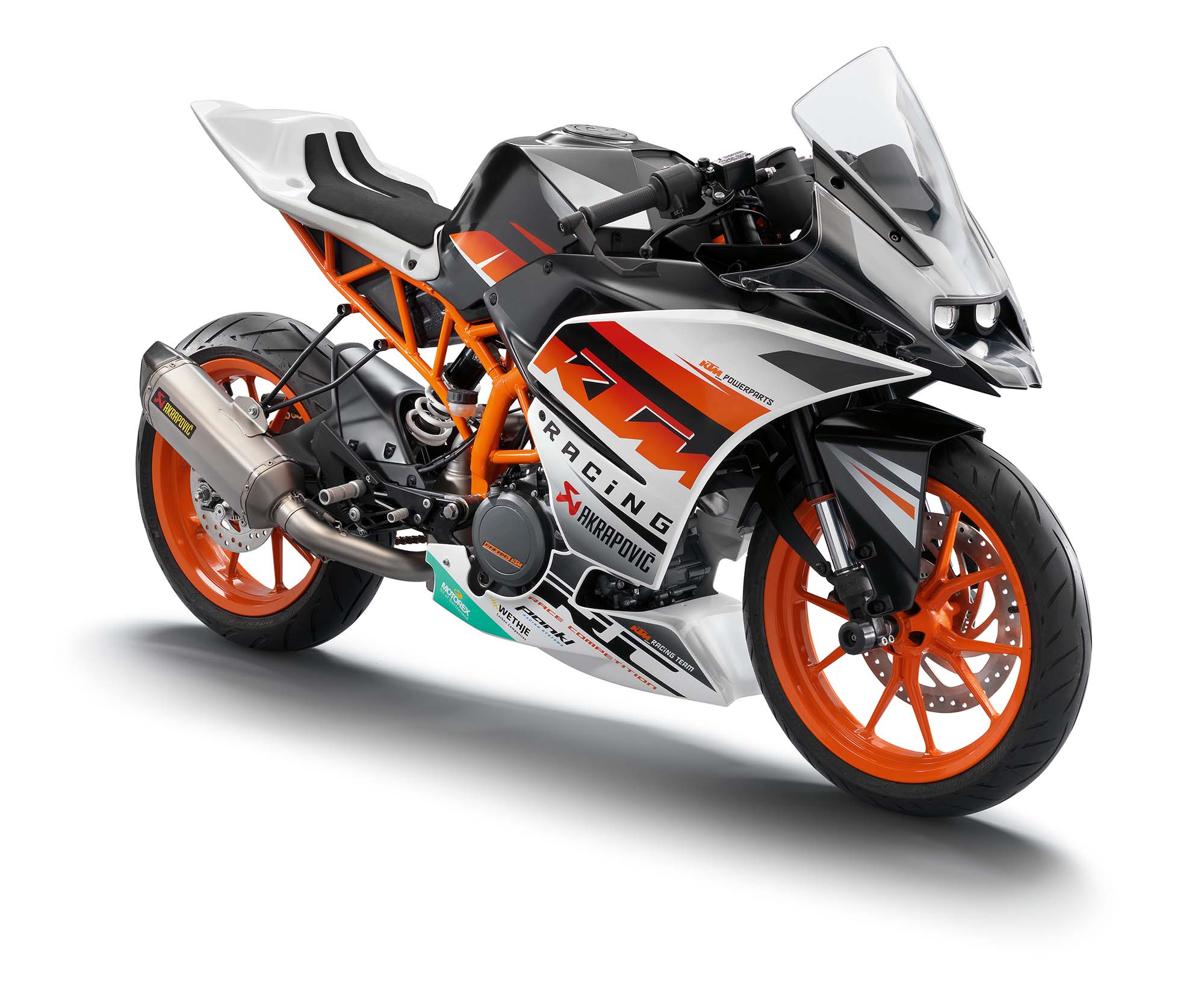 ktm rc390 coming to america - $5,499 - asphalt & rubber