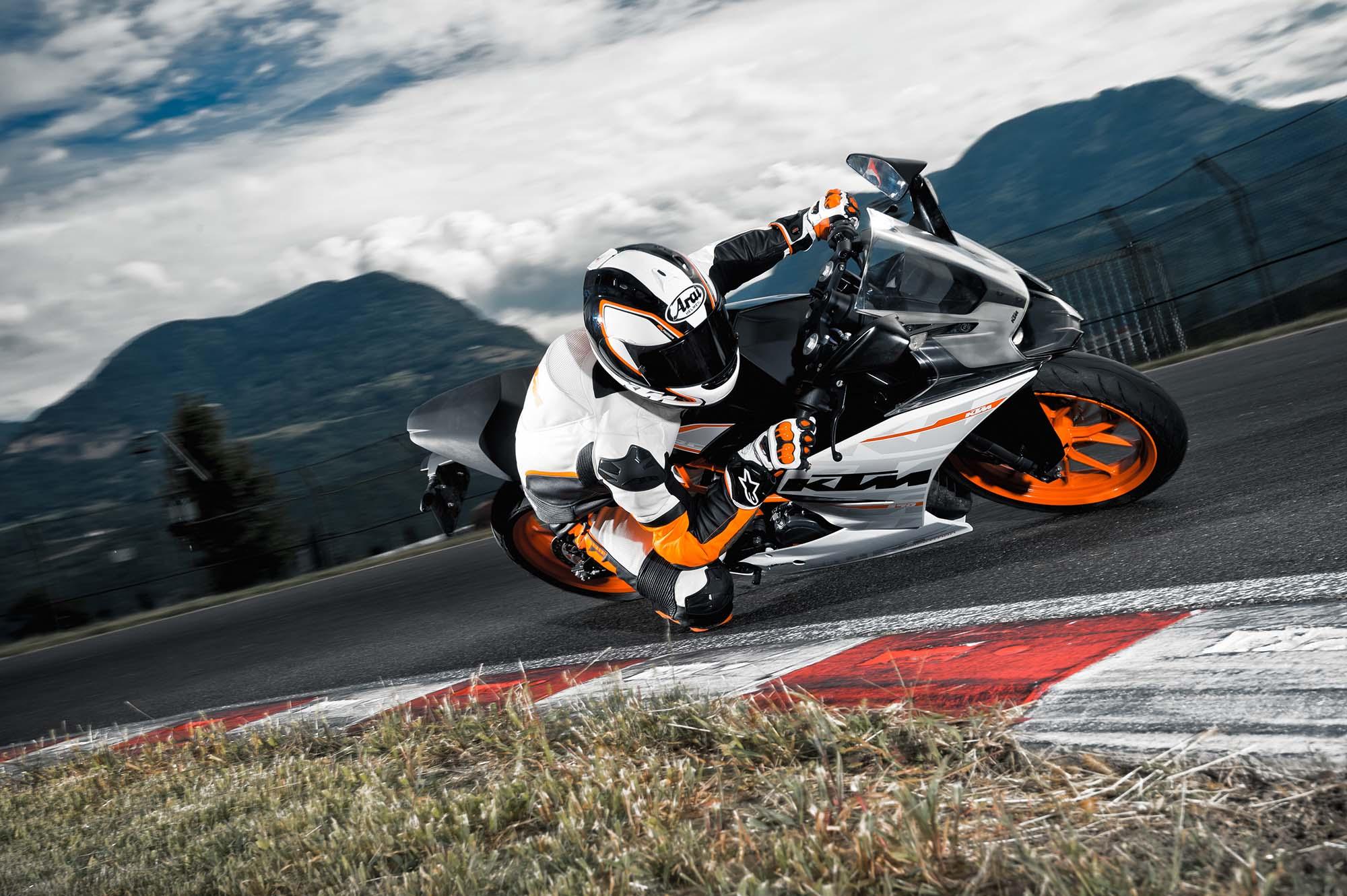 Ktm Rc Motorcycle Usa