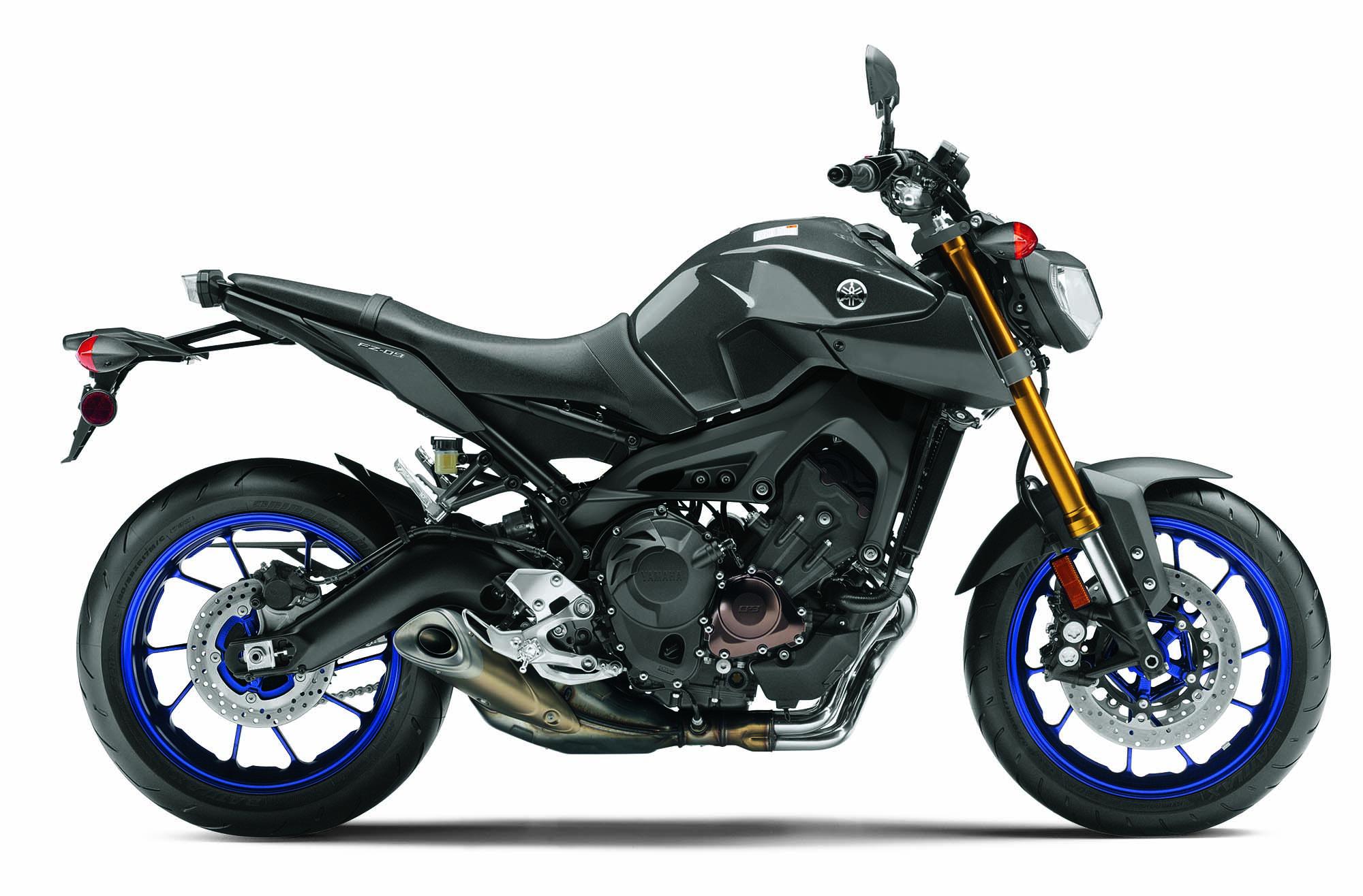 2014 Yamaha FZ-09 - Th...
