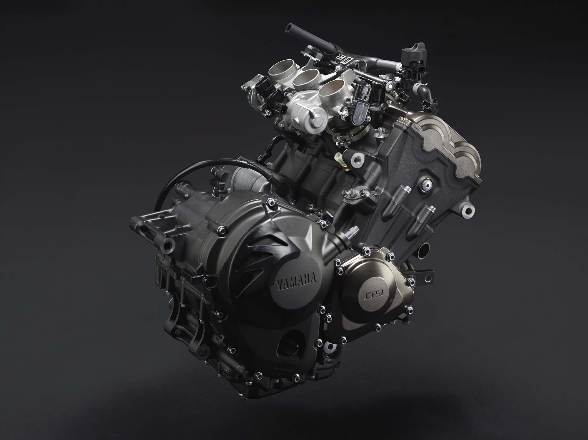 2014 Yamaha Fz 09 Three Cylinders Of Naked Asphalt