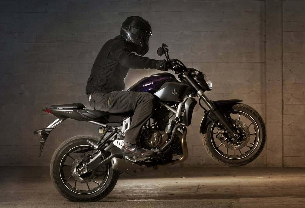 2014 Yamaha Mt 07 18