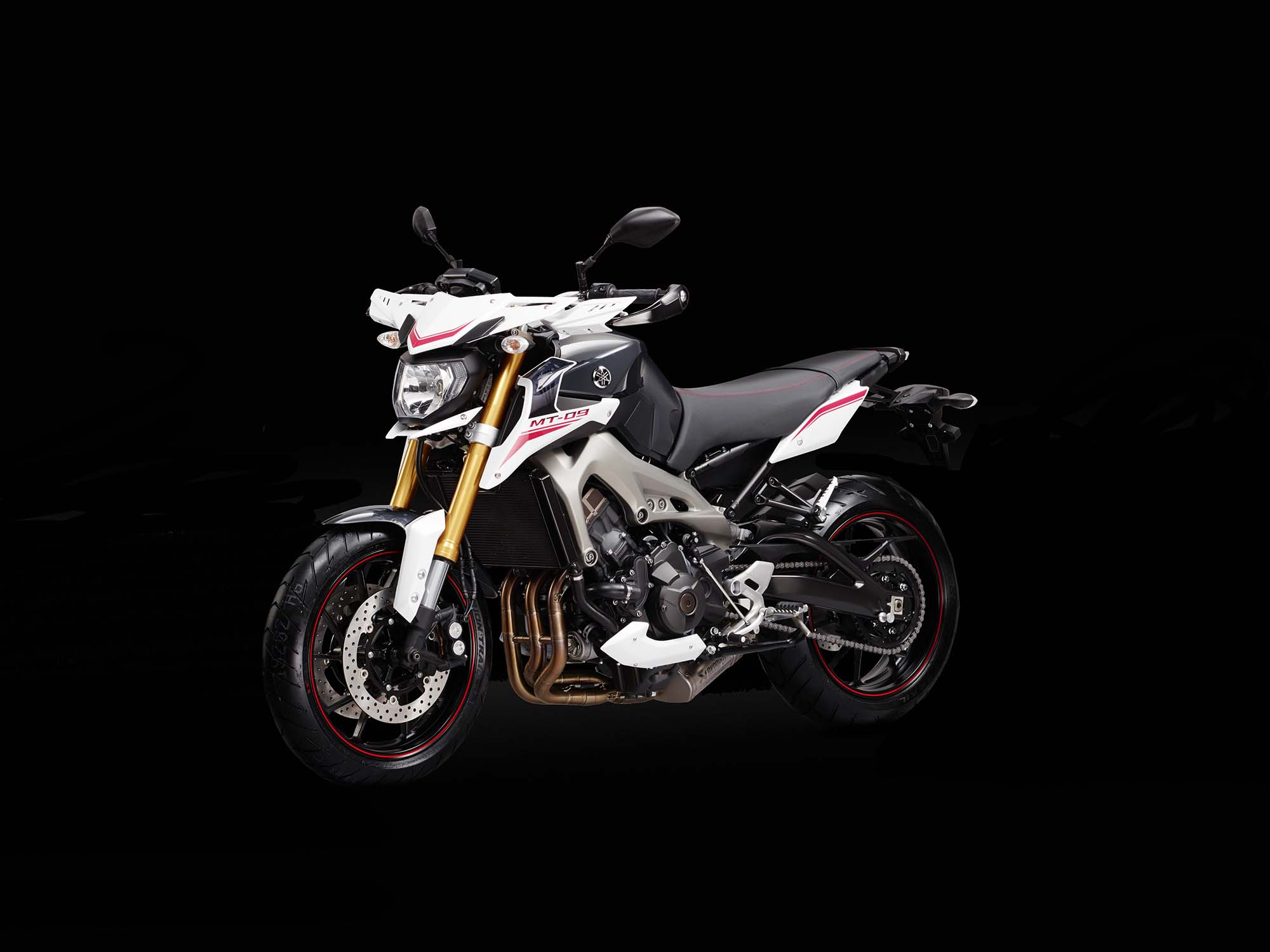 Meat Spin 2014 Yamaha MT-09 Stre...