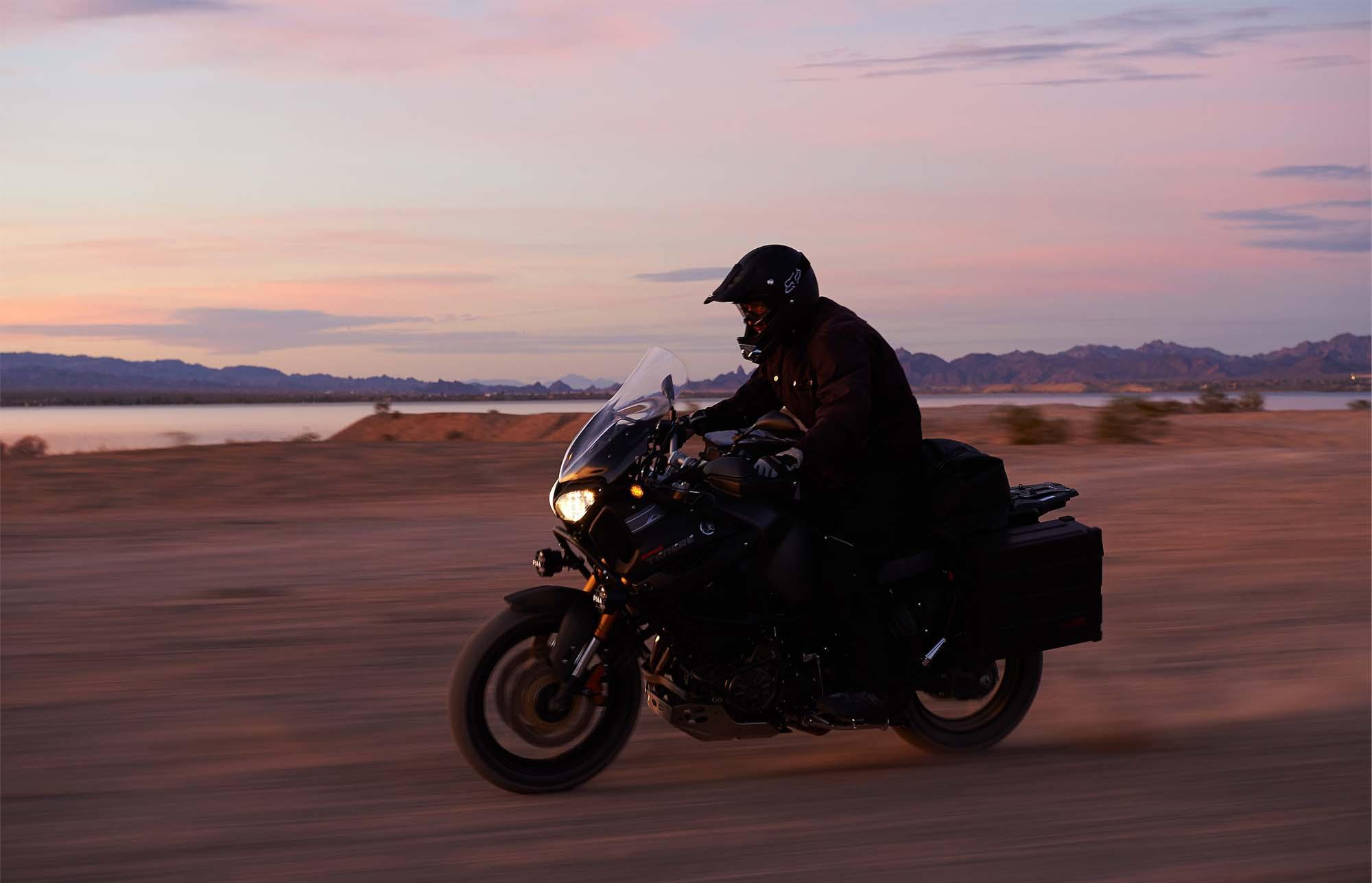Updated 2014 Yamaha Super Ténéré Coming to the USA