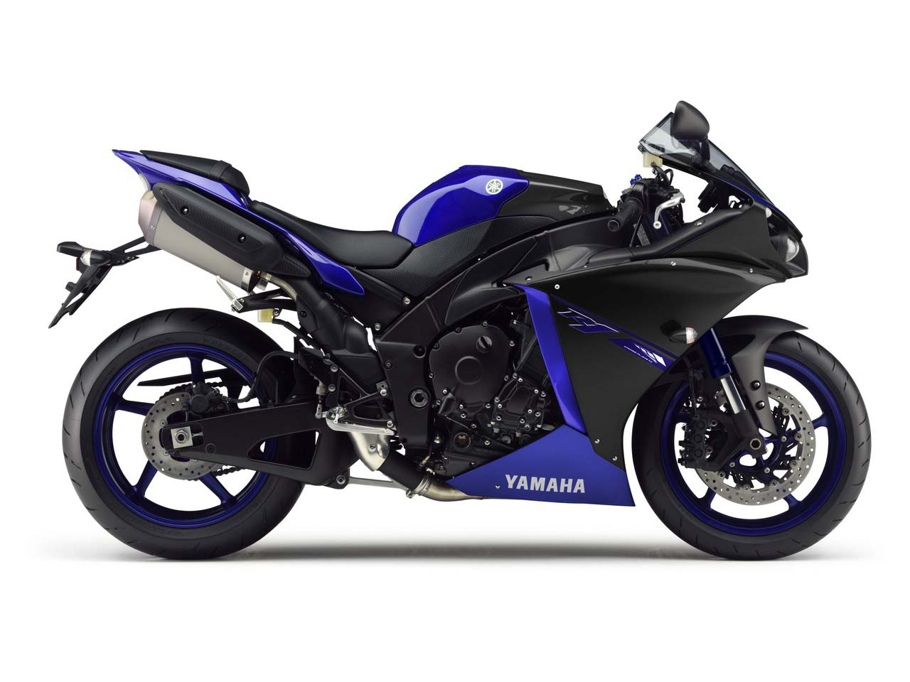 yamaha r1 blue bike - photo #18