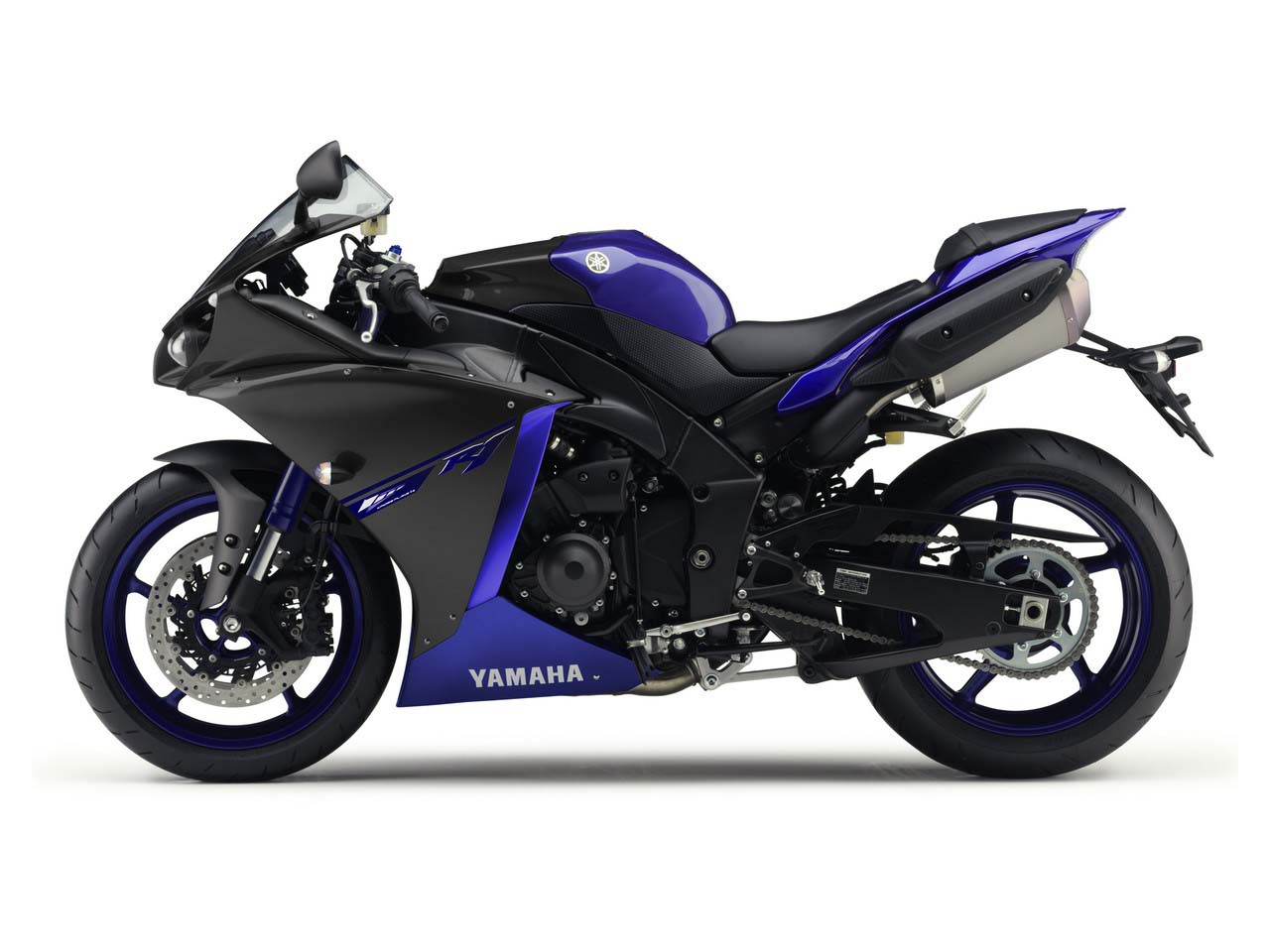 yamaha r6 black 2014 - photo #28