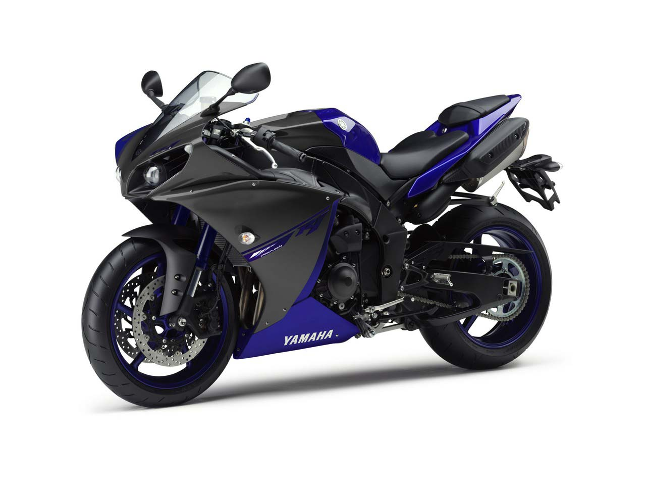 yamaha r6 black 2014 - photo #40