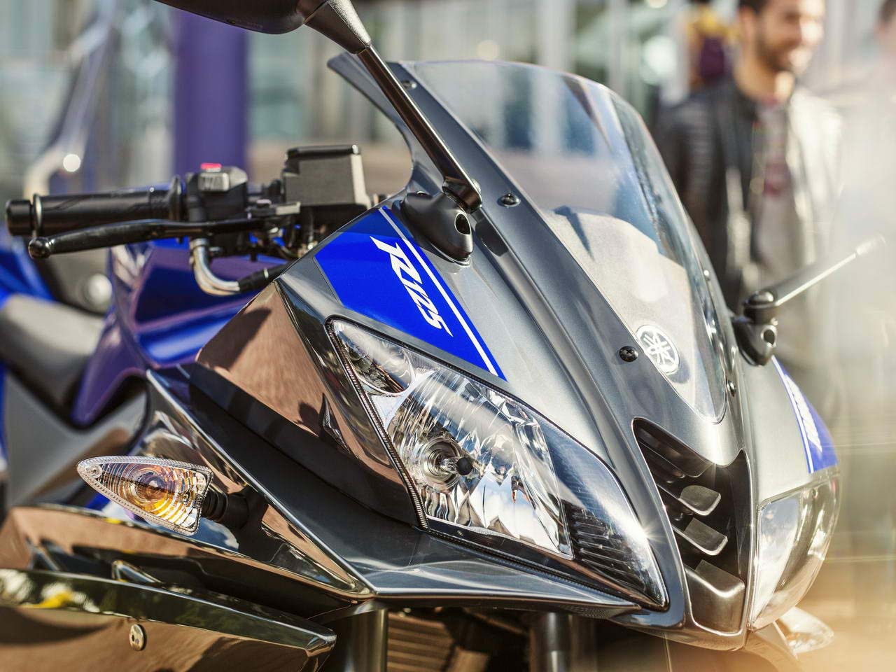 2014 Yamaha Yzf R125 Debuts For Europe Asphalt Amp Rubber