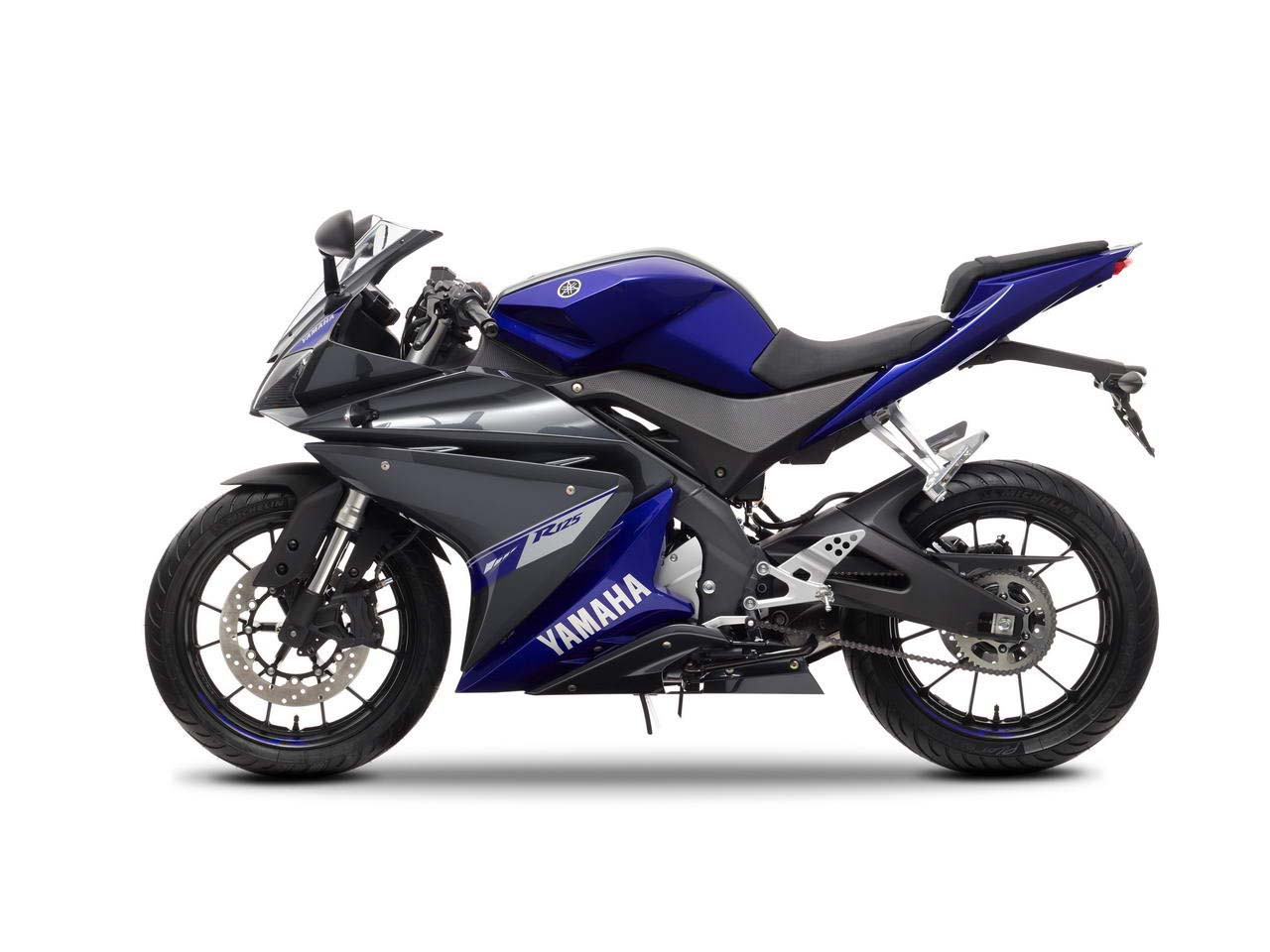 2014 yamaha yzf r125 debuts for europe asphalt rubber. Black Bedroom Furniture Sets. Home Design Ideas