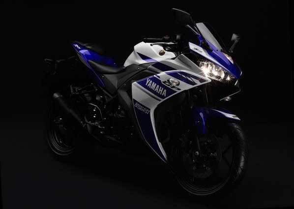 Yamaha Yzf R25 Yamaha Yzf R25 02
