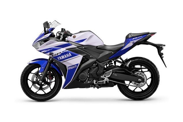 Yamaha Yzf R25 Yamaha Yzf R25 Blue