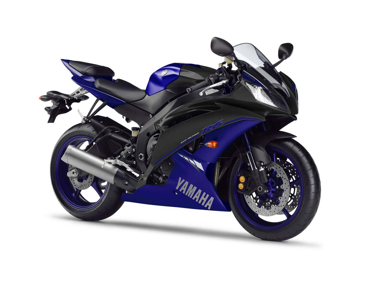 yamaha r6 black 2014 - photo #19