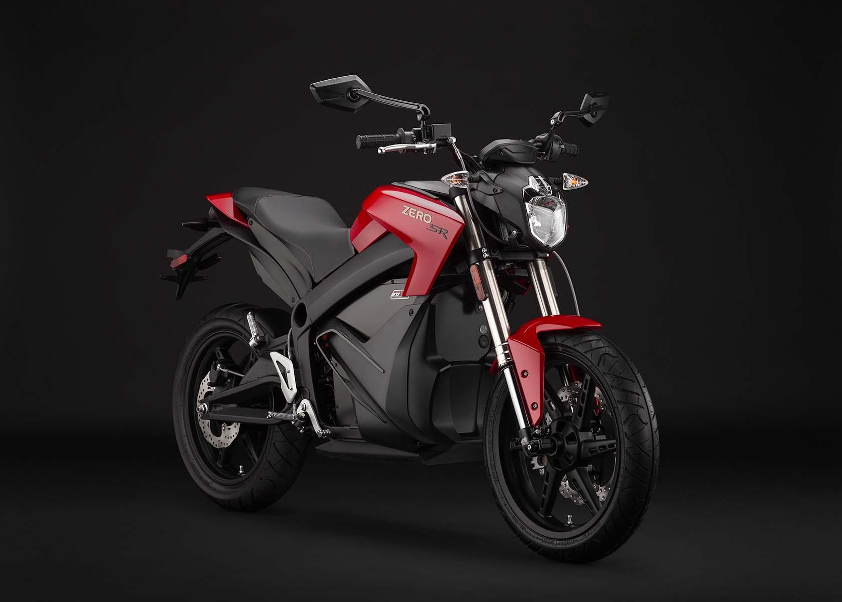Honda V4 2019 >> Zero Motorcycles Debuts New Zero SR at EICMA - Asphalt & Rubber