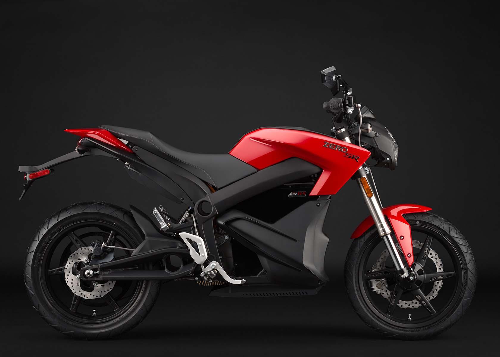 Zero Motorcycles Debuts New Zero SR at EICMA - Asphalt ...