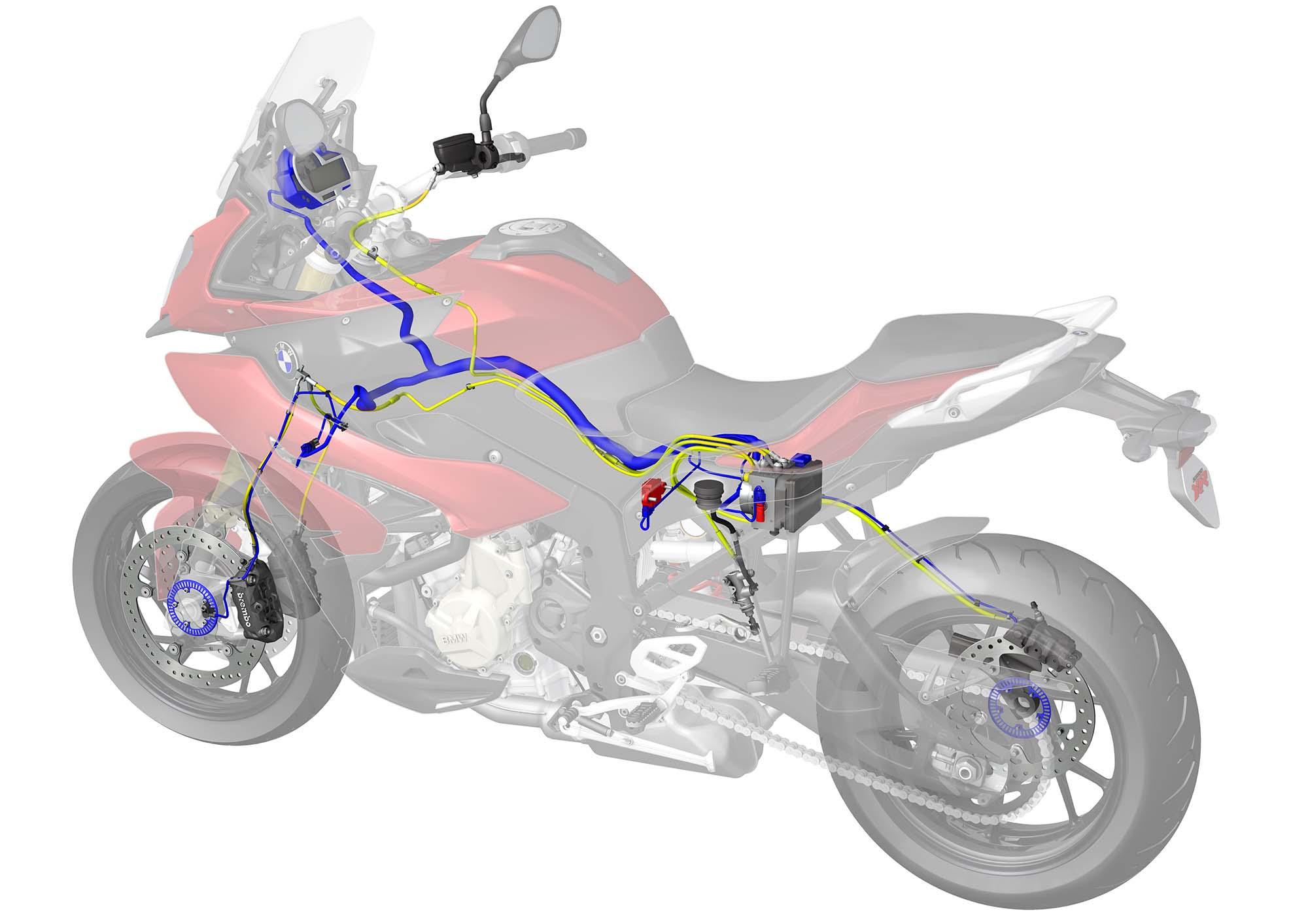 Bmw Wheelie Control