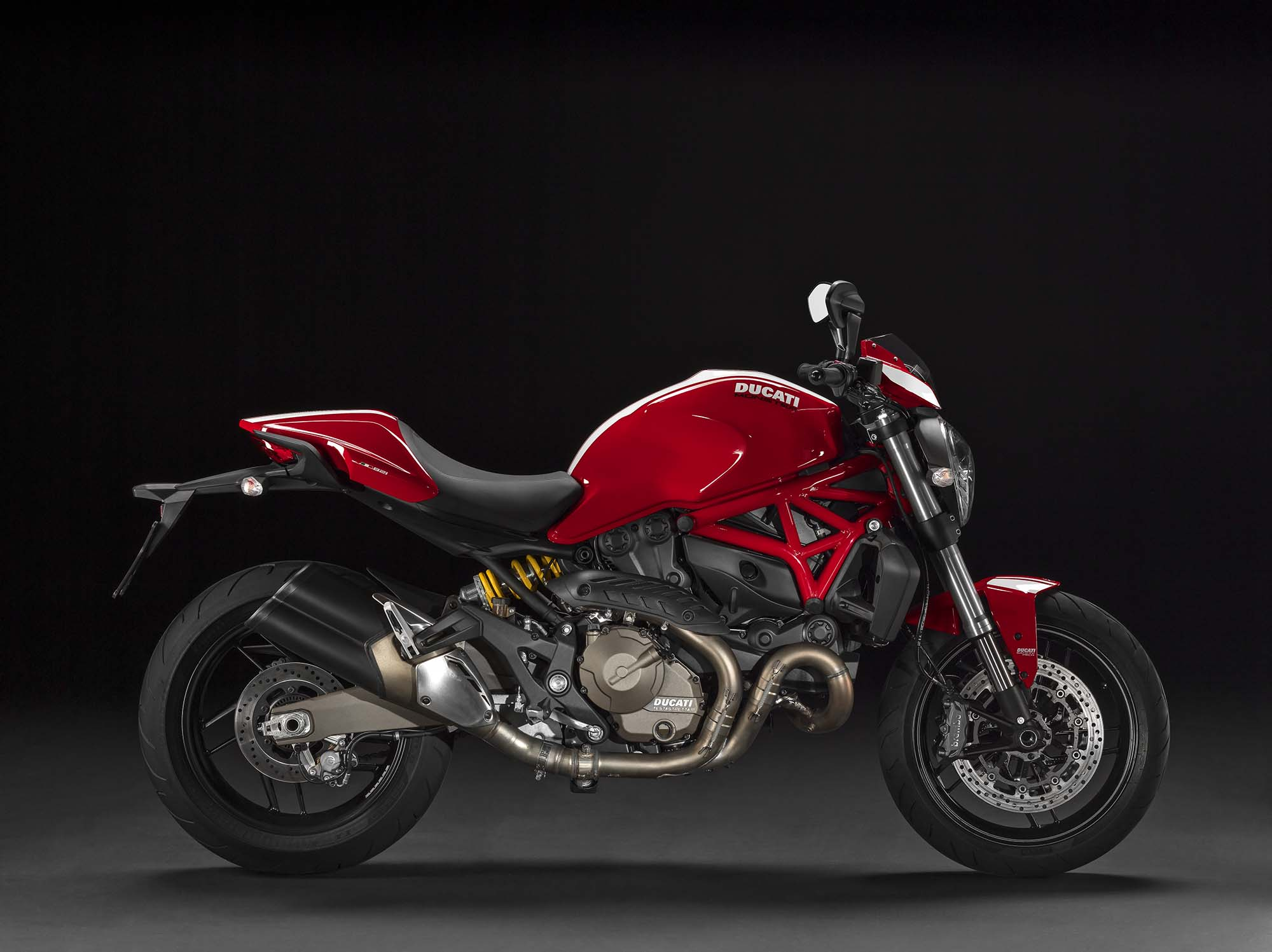 Ducati Monster fresh out of the crate Imgur Vision