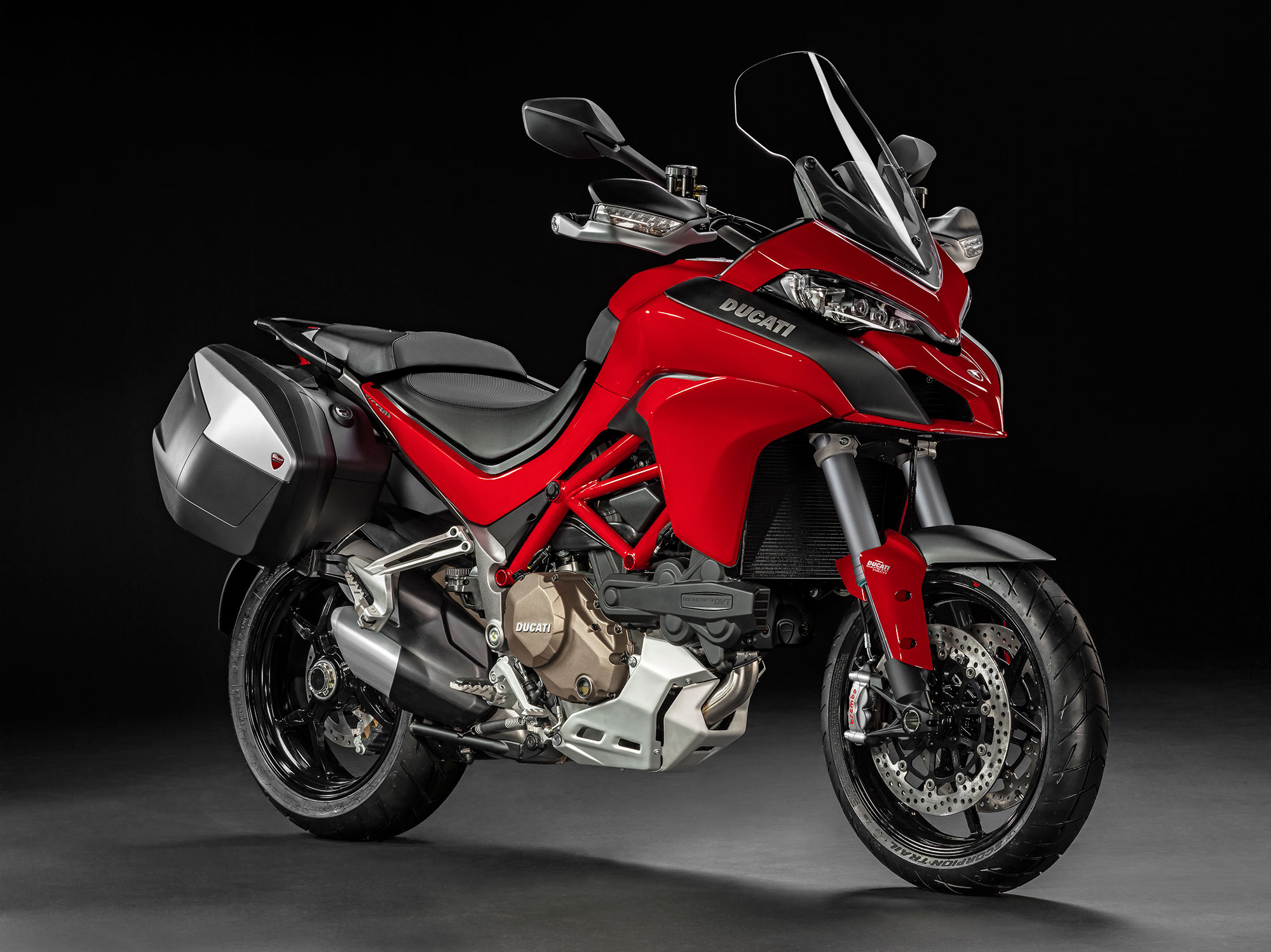 New Ducati Multistrada