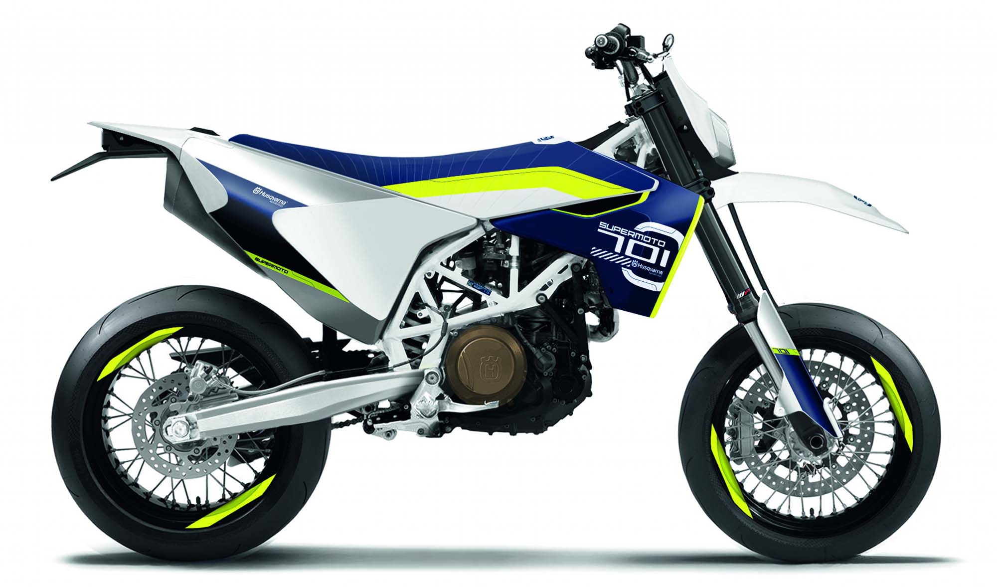 Husqvarna Sm 450r Bikes: More Details On The Husqvarna 701 Supermoto