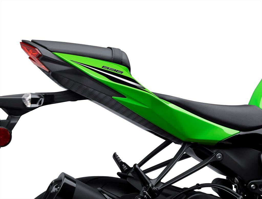 2015 kawasaki ninja zx-6r 30th anniversary edition - asphalt & rubber