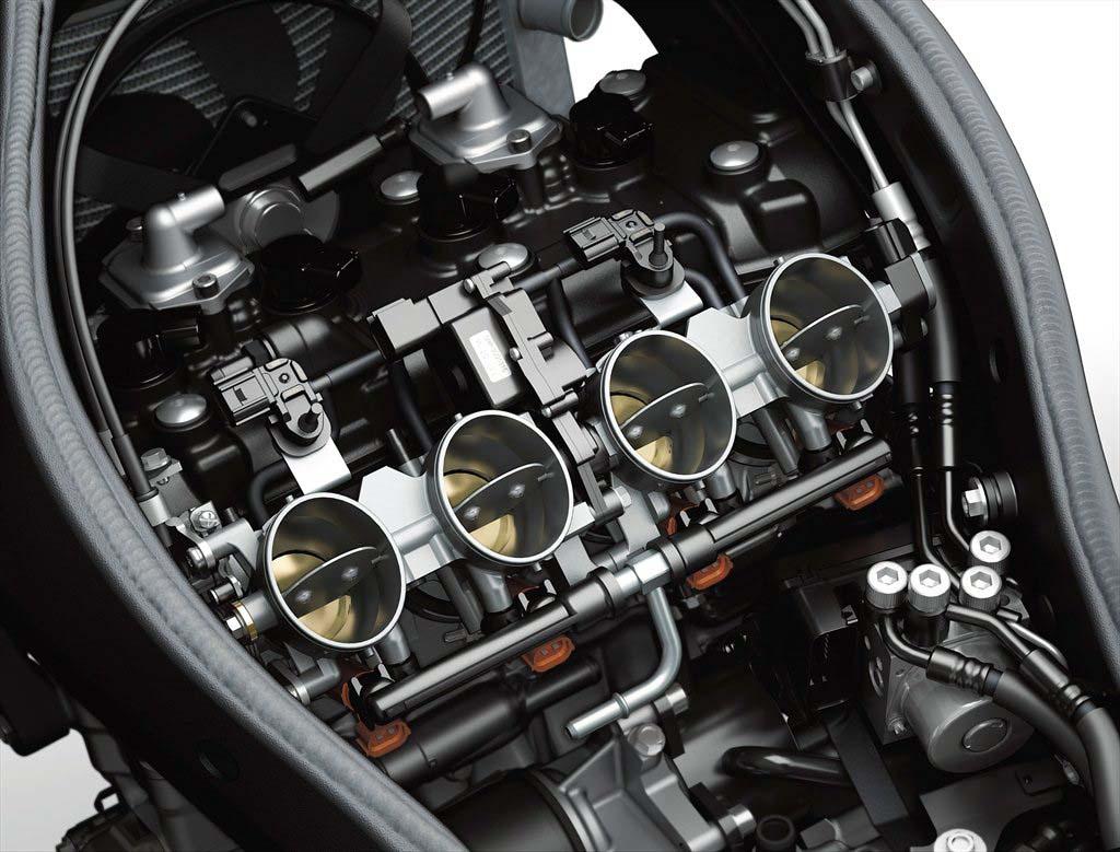 2015 Kawasaki Ninja Zx 6r 30th Anniversary Edition Asphalt