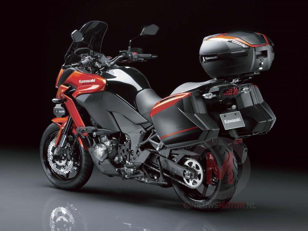 Kawasaki Versys Bodywork