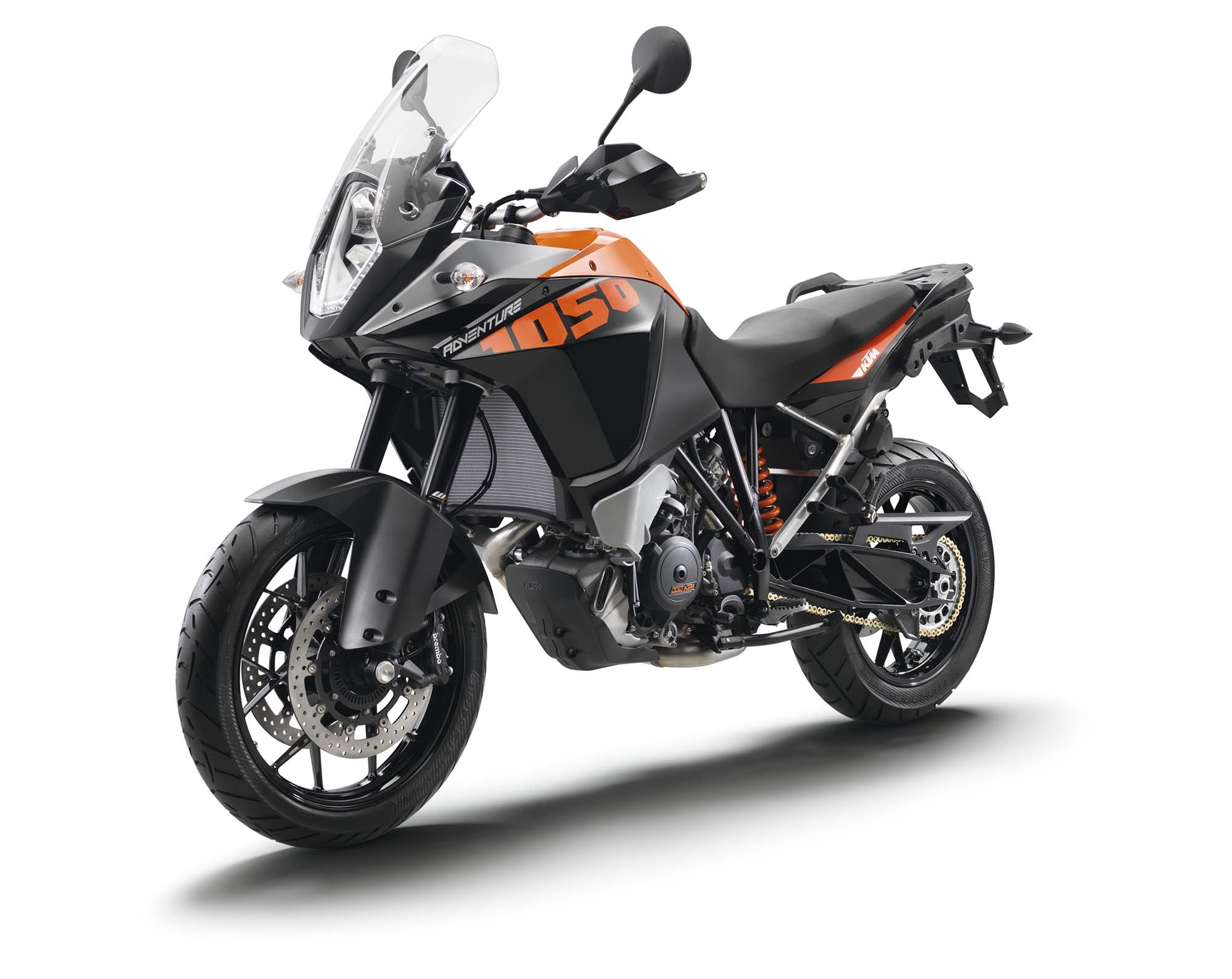 KTM 1050 Adventure - Cheap ADV, But Not for the USA ...