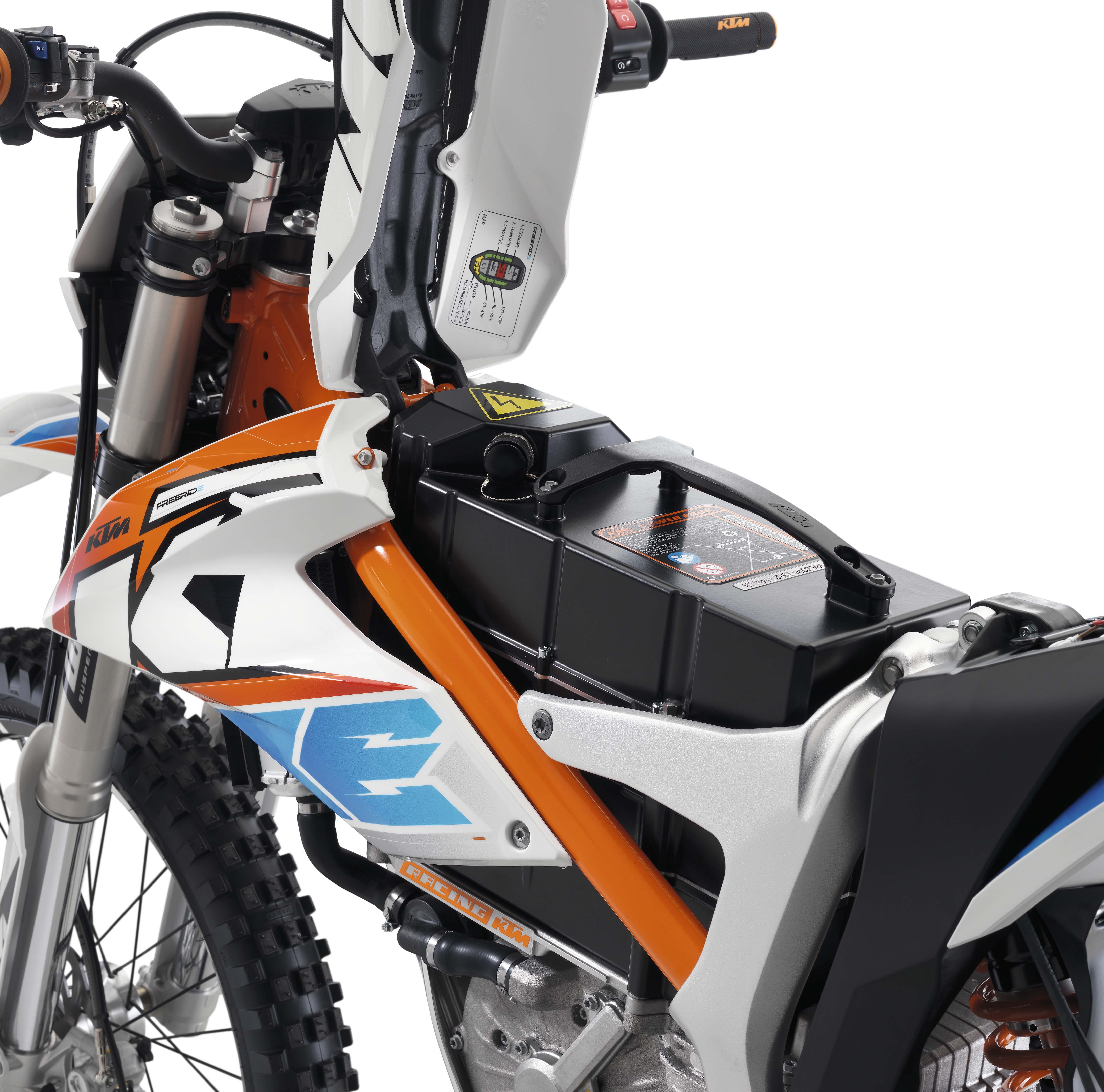 Ktm Freeride E Sm >> 2015 KTM Freeride E-SM - A Proper Electric Supermoto - Asphalt & Rubber