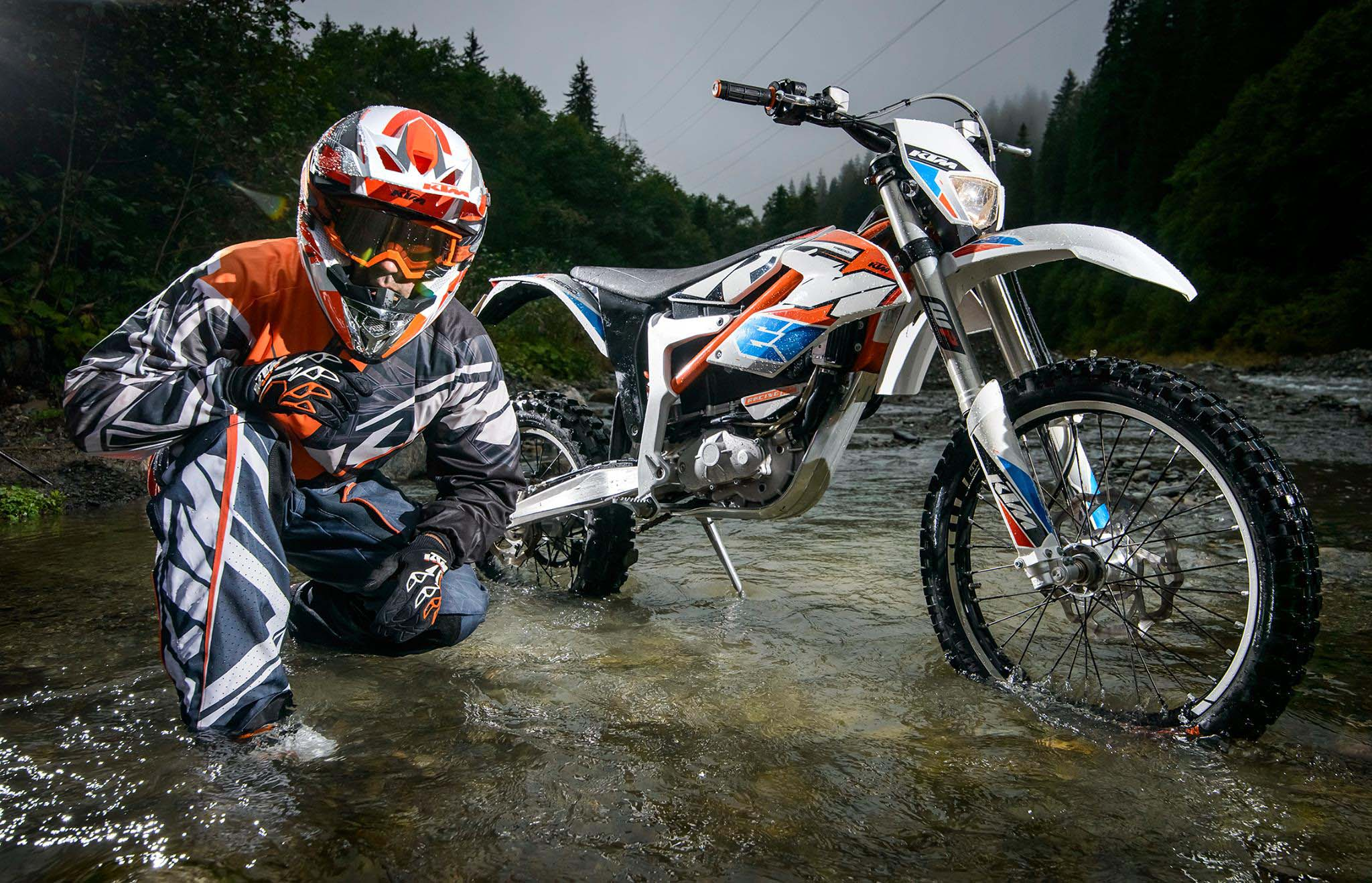 Ktm Freeride E Sm >> Electric: The KTM Freeride E is Finally Ready for Primetime - Asphalt & Rubber