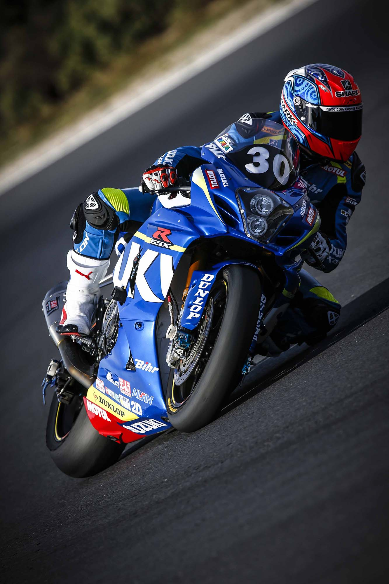 Photos: 2015 Suzuki GSX-R1000 Endurance Race Bike