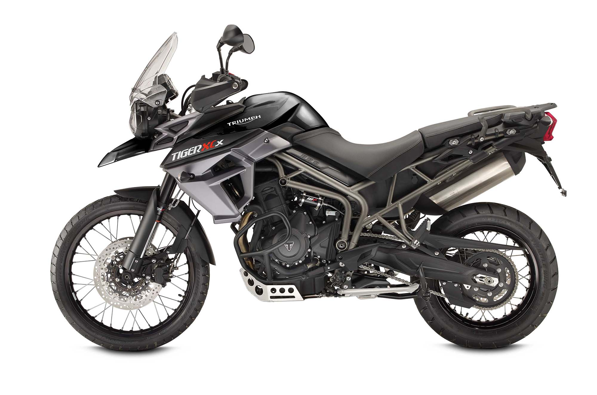 2015 triumph tiger 800 xcx another flavor of adv. Black Bedroom Furniture Sets. Home Design Ideas