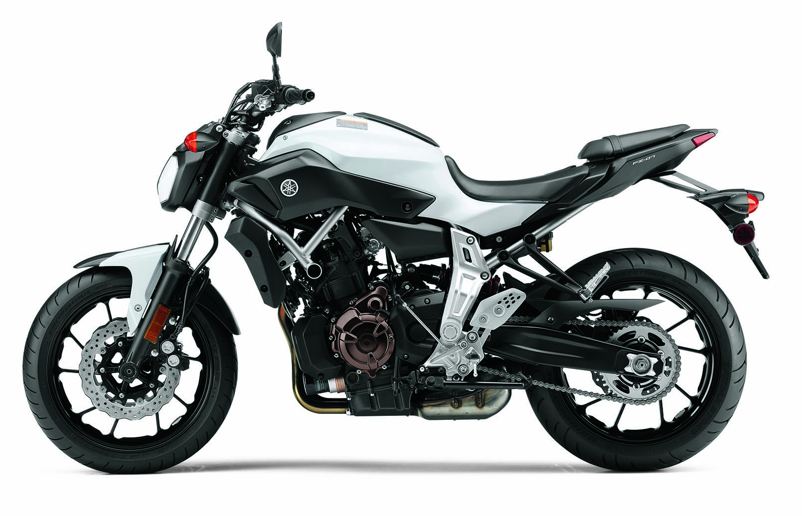 Don't Call It the MT-07, Yamaha FZ-07 Coming to the USA ...