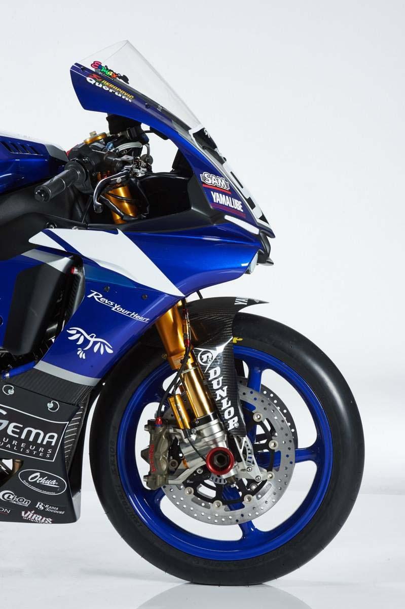 XXX: The 2015 Yamaha YZF-R1 World Endurance Race Bike is Pure Sexwith a Headlight - Asphalt