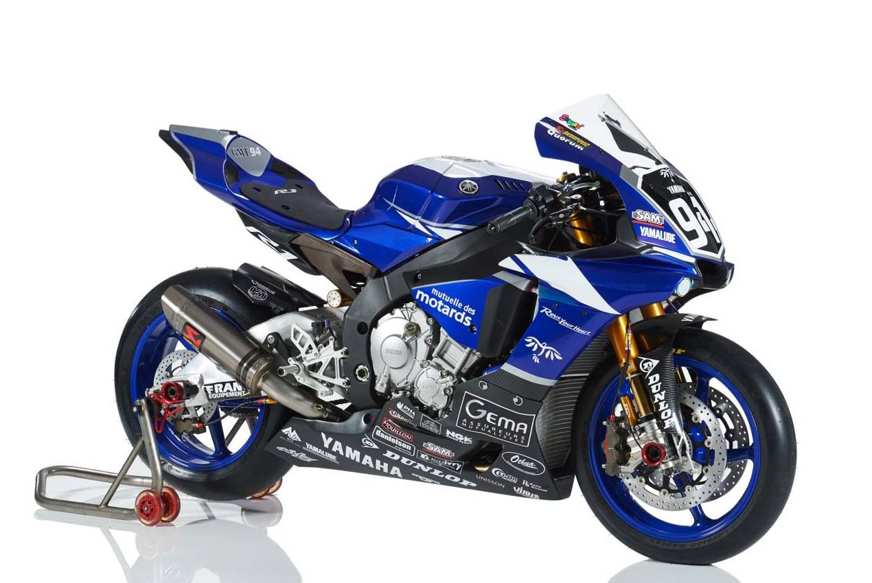 xxx the 2015 yamaha yzf r1 world endurance race bike is. Black Bedroom Furniture Sets. Home Design Ideas