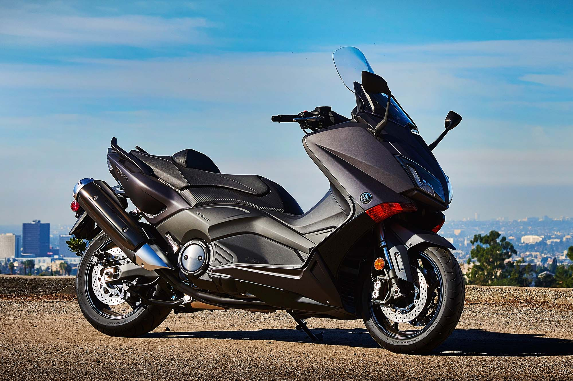 Yamaha Tmax Comes To America For 2015 Asphalt Rubber