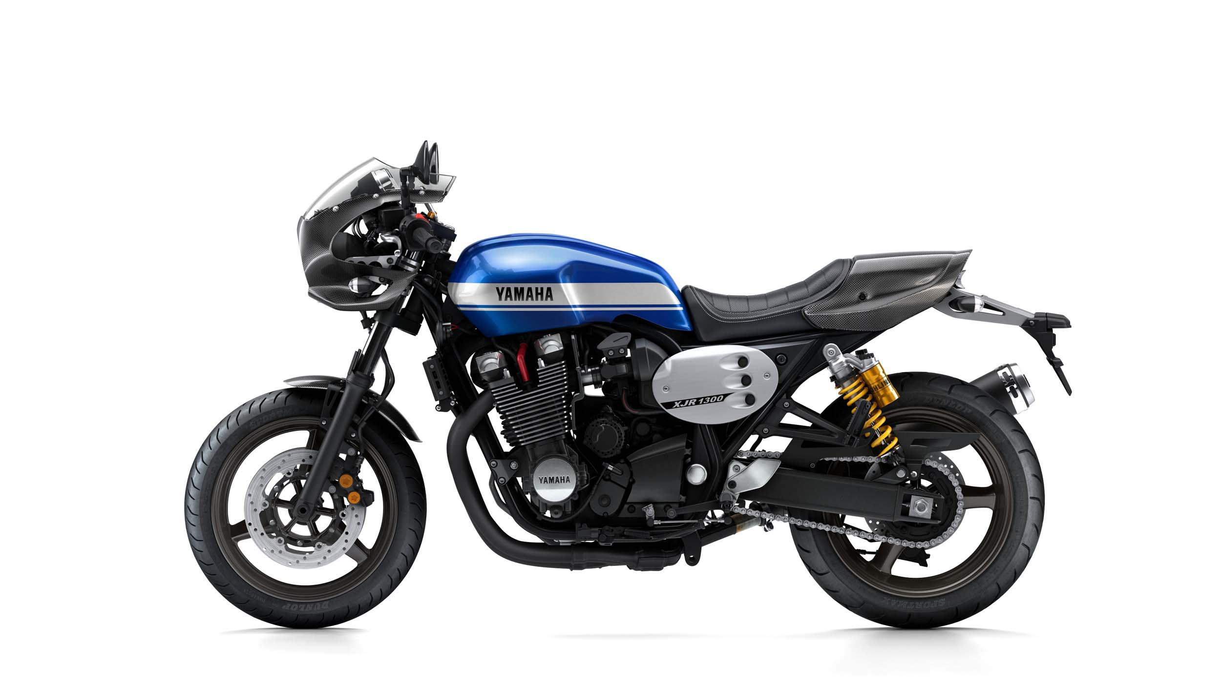2015 Yamaha XJR1300 Racer - Japan's Cafe Racer - Asphalt & Rubber