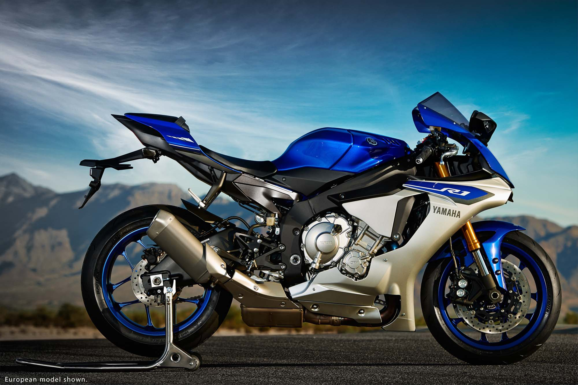 Yamaha Yzf R Raven