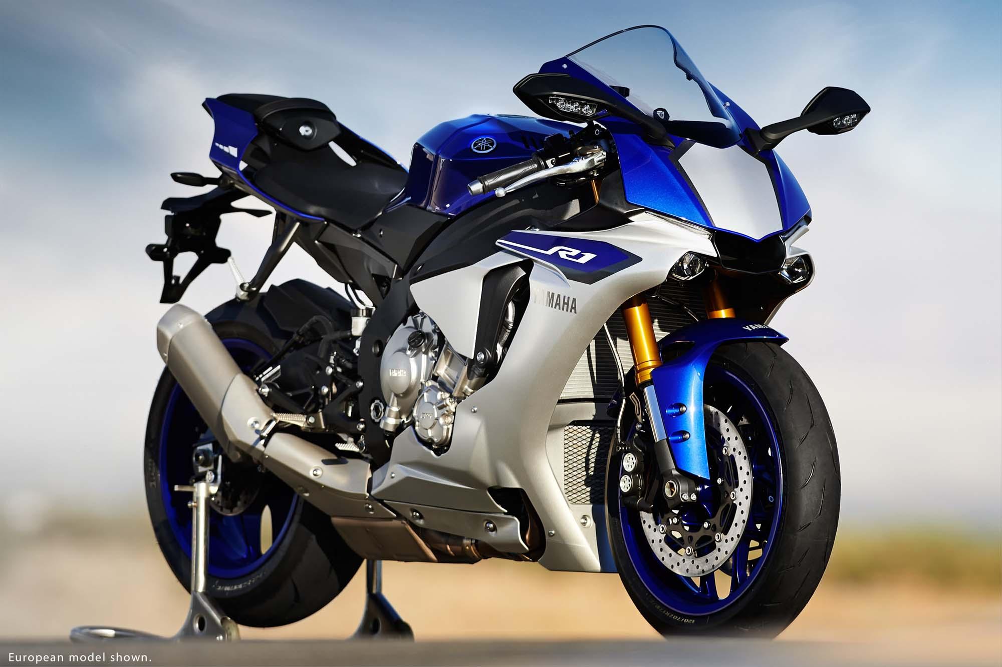 Yamaha Yzf Fuel Injection