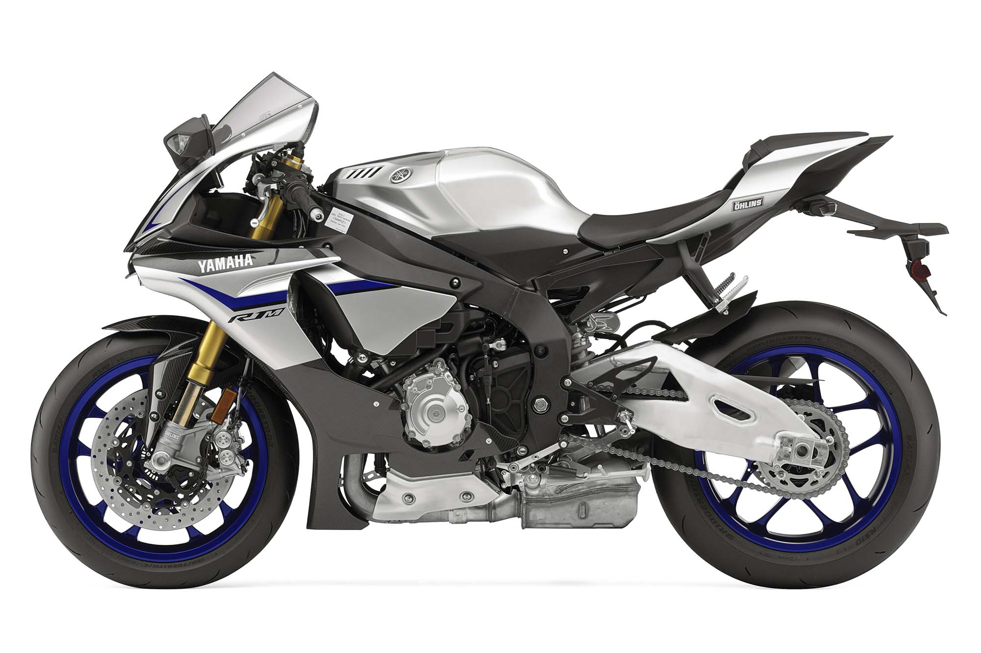 Yamaha YZF R1M Gets Homologated By The FIM