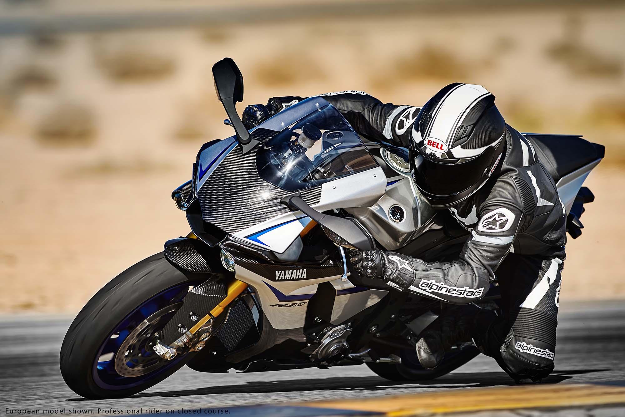 2015 Yamaha YZF-R1M - ...