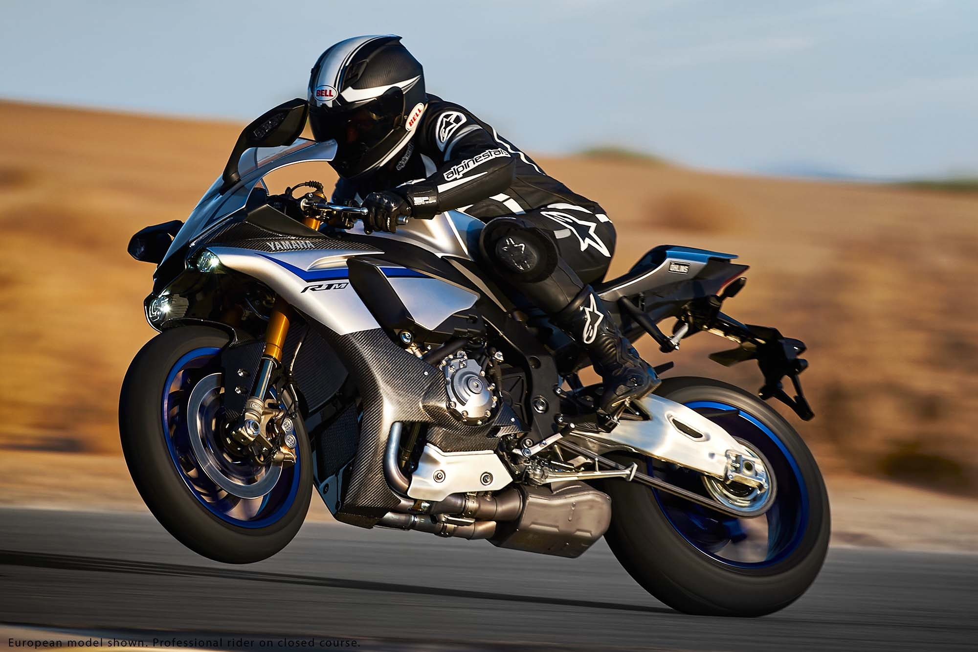 Yamaha YZF-R1M Gets Homologated by the FIM - Asphalt & Rubber